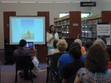 Author Visit- Mary Alice Monroe