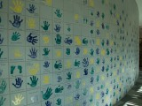The Wall of Handprints