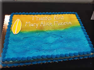 Mary Alice Monroe Visit